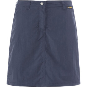 Jack Wolfskin Kalahari Gonna pantalone Donna, midnight blue